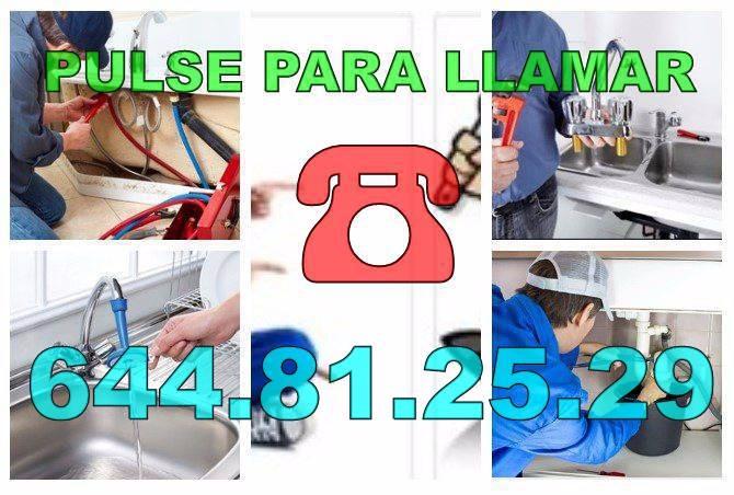 Fontaneros La Ballestera - Desatascos La Ballestera Baratos urgentes 24hs