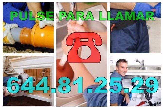 Empresas Fontaneros Dolores y Desatascos Dolores economicos de Urgencia 24hs