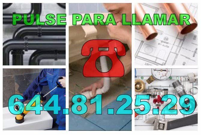 Desatascos Jubalcoy * Fontaneros Jubalcoy Economicos urgentes 24 Horas
