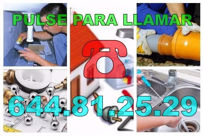 Empresa de Desatascos Formentera del Segura & Fontaneros Formentera del Segura economicos urgentes 24hs