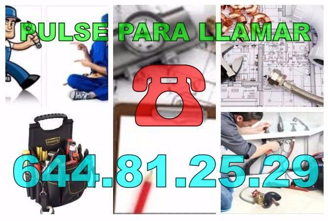 Fontaneros Perleta & Desatascos Perleta Baratos Urgentes 24h