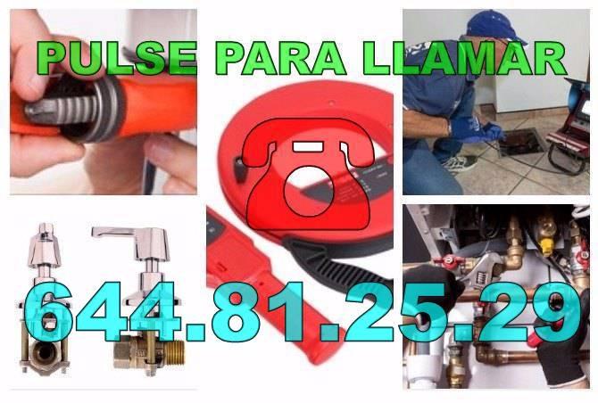 Empresa Fontaneros Crevillente - Desatascos Crevillente Económicos de urgencia 24H
