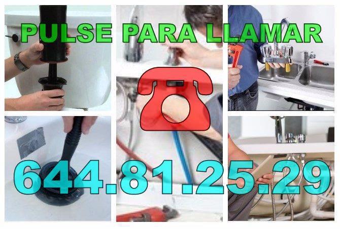 Empresa de Desatascos Torrevieja * Fontaneros Torrevieja economicos de Urgencia 24Hs