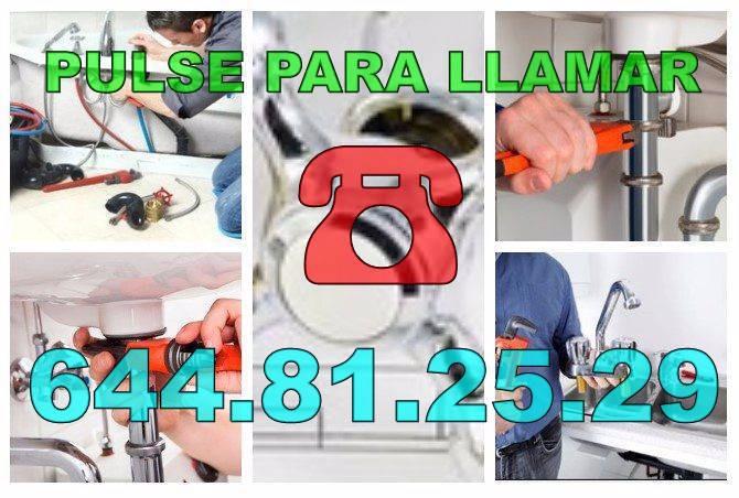 Fontaneros Las Bayas - Desatascos Las Bayas Baratos de Urgencia 24 horas
