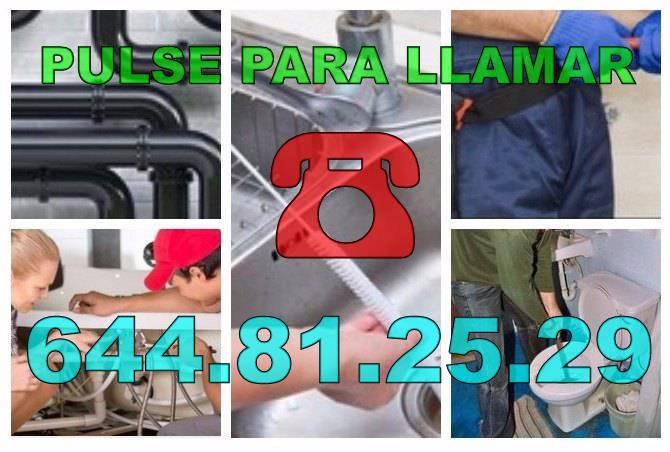 Fontaneros Almoradi * Desatascos Almoradi economicos urgentes 24Hs
