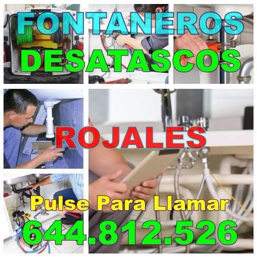 Empresas Desatascos Rojales - Fontaneros Rojales económicos de Urgencia 24H