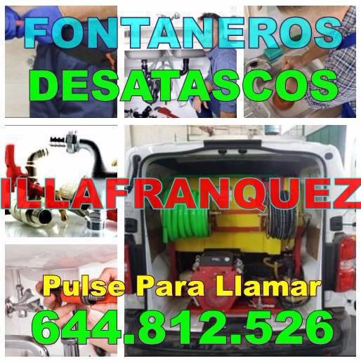 Fontaneros Villafranqueza * Desatascos Villafranqueza Económicos de Urgencia 24 horas